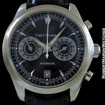 Carl F. Bucherer Carl F.  Manero Steel Chronograph 43mm