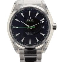 Omega Seamaster Aqua terra Automatic Co-Axial Chronometer...
