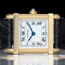 Cartier Tank Chinoise Lady  Watch