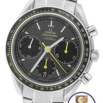 Omega Speedmaster Racing Yellow Chronograph Watch