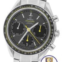Omega Speedmaster Racing Yellow Chronograph Watch