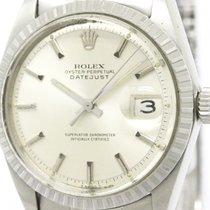 ロレックス (Rolex) Vintage Rolex Datejust 1601 White Gold Steel...
