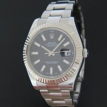 Rolex Oyster Perpetual Datejust II Black