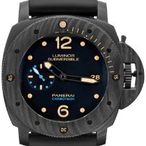 Panerai Luminor Submersible Automatic Carbotech Men's Watch