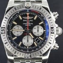 Μπρέιτλιγνκ  (Breitling) Chronomat Airborne Steel 44MM, Black...