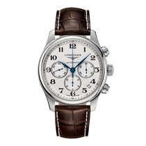 Longines Master Collection Chronograph 44mm Men's Watch...