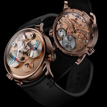 Mb&f Legacy Machine No. 1 Silberstein