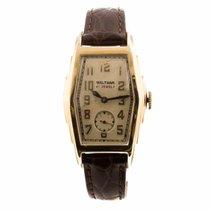 Waltham 10K Gold Filled Watch