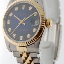 Rolex Datejust 68273 Unisex Steel/18K Automatic Wrist Watch...
