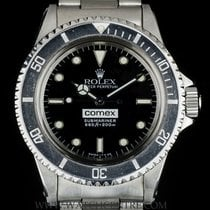 "Rolex S/Steel Very Rare 5514 ""COMEX"" Submariner Vintage"