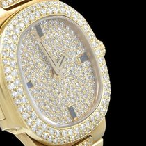 Patek Philippe Nautilus Lady mit Besatz / Diamonds