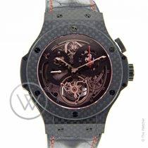 Χίμπλοτ (Hublot) Big Bang Tourbillon Ferrari Limited edition -...