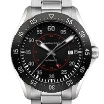 Hamilton Khaki Aviation Pilot GMT Automatic Men's Watch