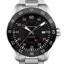 Hamilton Khaki Aviation Pilot GMT Automatic Men's Watch