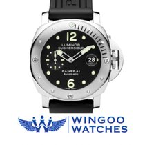 파네라이 (Panerai) LUMINOR SUBMERSIBLE AUTOMATIC ACCIAIO - 44MM...
