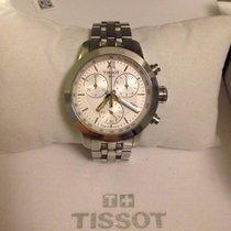 ティソ (Tissot) tissot prc 200 fencing quartz chronograph lady
