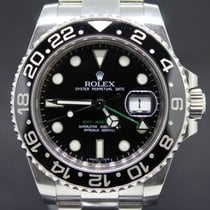 Rolex GMT Master II Steel Ceramic Full Set 2010 MINT 40MM