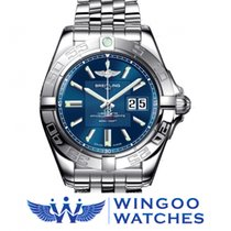 Breitling GALACTIC 41 Ref. A49350L2/C806/366A