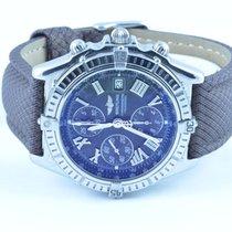 Breitling Crosswind Chronograph Herren Uhr Automatik 43mm...