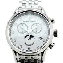 Maurice Lacroix Les Classiques Phase de Lune watch LC1087-SS00...