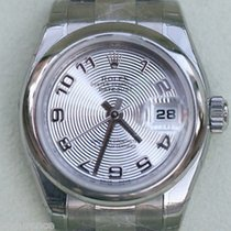Rolex Datejust Ladies Stainless Steel Concentric Dial 179160...