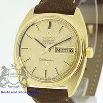 Omega Constellation Chronometer solid 18K Gold 168019 SERVICED