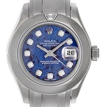 Rolex Ladies Rolex Masterpiece/Pearlmaster Watch 80329...