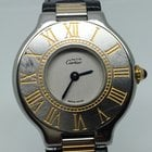 Cartier MUST 21 GOLD PLATED
