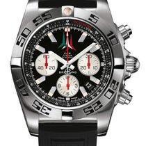 Breitling Men's Chronomat 44 Stahl Limited AB01104D/BC62/152S