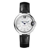 Cartier Ballon Bleu Quartz Ladies Watch Ref W4BB0009