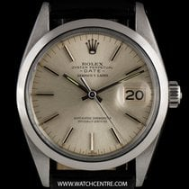 Rolex S/S Double Name O/Perpetual Date By Serpico Y  Laino 1500