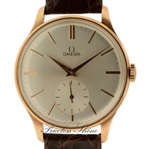Omega Vintage Rare 14k Yellow Gold Cal. 260 Gents Watch Circa...
