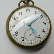 Longines — men's model — year: early 1900s — pocket watch