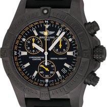Breitling - Avenger Seawolf Chronograph Blacksteel Limited :...