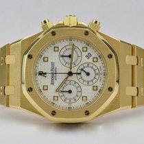 Audemars Piguet Royal Oak Chronograph 18K Solid Yellow Gold