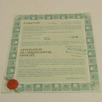 Rolex Warranty Certificate Ref: 79173