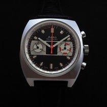 Aero Rare Valjoux 7730 Chronograph 70's NOS Re