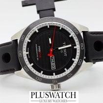 Tissot PRS 516 Automatic Gent Black Dial 42mm R