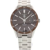 TAG Heuer Men's TAG Heuer Carrera Calibre 5 Stainless...