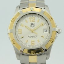 TAG Heuer Professional 200 Quartz Steel and 18k Gold WN1153