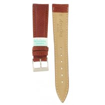 GGDE Arte Ora Brown Genuine Lizard Hand Made In Italy Strap 20mm
