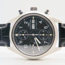 IWC Der Fliegheur Chronograph Ref: IW3706 40mm Steel Automatic