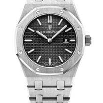 Audemars Piguet Royal Oak Quartz Stainless Steel Ladies Watch