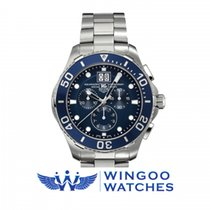 TAG Heuer AQUARACER Chrono Quarzo Blu Ref. CAN1011.BA0821