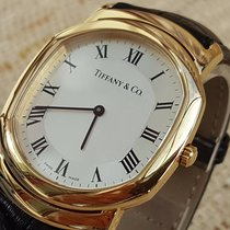 Tiffany & Co. Mark Coupe M173 18k Yellow Gold