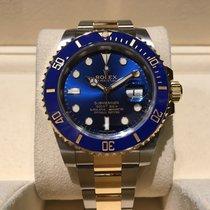 Rolex Submariner Date Blue B&P
