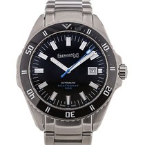Eberhard & Co. Scafograf 300 43 Date Black Dial