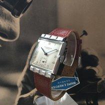 Baume & Mercier Baume Mercier Art Deco 1938 ETA 1018 ...