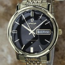 Omega Constellation 35mm Swiss Made Gold Capped Men's...