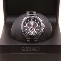 精工 (Seiko) Astron GPS Solar men's watch SSE041J1 – NEW